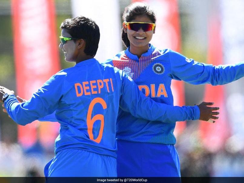 Women's T20 World Cup: Radha Yadav Credits Coach Narendra Hirwani After Impressive Show Against Sri Lanka
