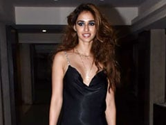 Disha Patani Aces Party Looks In A Sparkling LBD. You Should Too