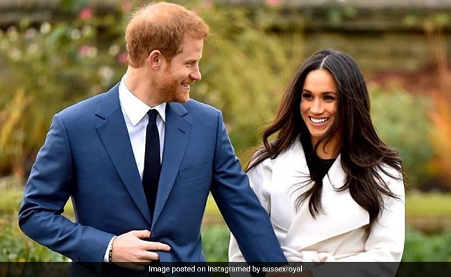 Prince Harry, Meghan Name New Baby Daughter After Queen, Princess Diana