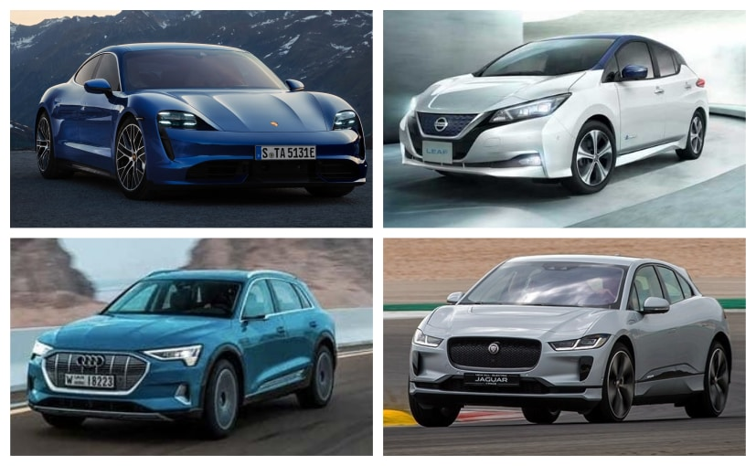 2020 will a bunch of premium car manufacturers launching electric cars in India