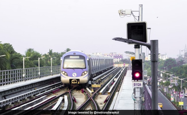 Kolkata Metro To Give Colour-Coded E-Passes To Maximum 400 Per Train