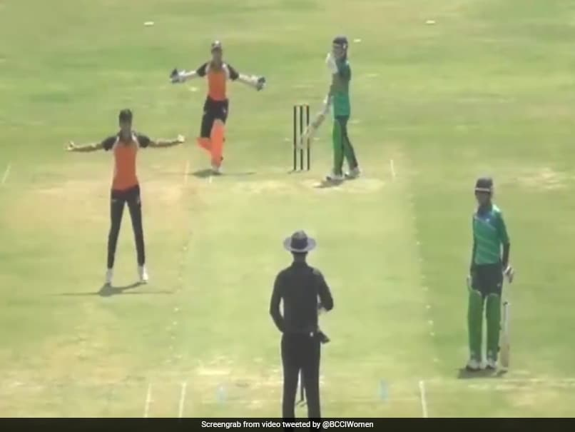 Watch: Kashvee Gautam Claims All 10 Wickets In Chandigarh vs Arunachal Pradesh Under-19 Match