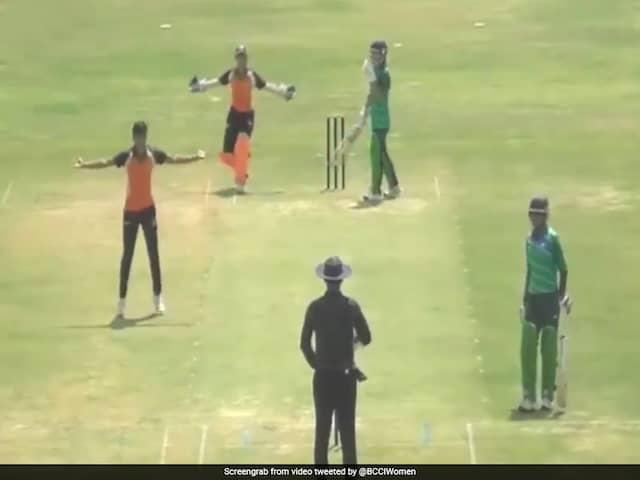 Watch: Kashvee Gautam Claims All 10 Wickets In Chandigarh vs Arunachal Pradesh Under-19 Match