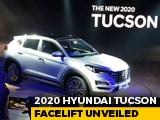 2020 Hyundai Tucson Facelift Unveiled | Auto Expo 2020