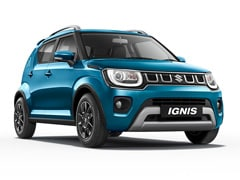 Maruti Suzuki Ignis Facelift Launched; Prices Start At Rs. 4.89 lakh