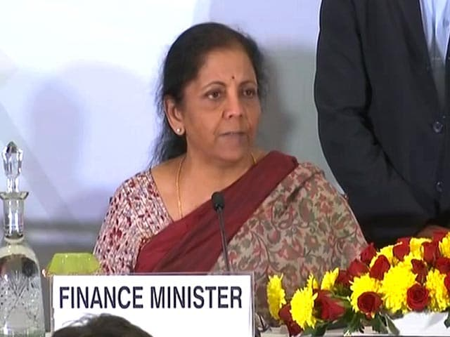Video : Finance Minister Meets India Inc To Take Stock Of Coronavirus Impact
