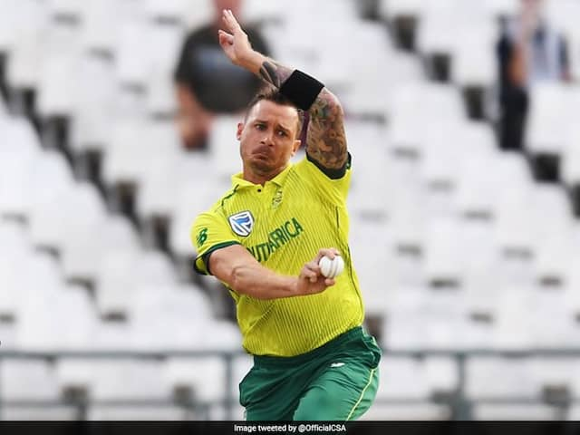 Dale Steyn Returns For South Africa With England T20I Series