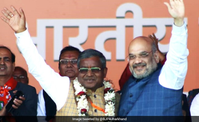 Jharkhand's Babulal Marandi Officially Merges With BJP