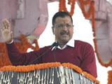 "Video : ""I Forgive Opponents For Their Remarks"": Arvind Kejriwal"