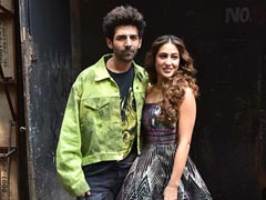 <I>Love Aaj Kal</I>: Sara Ali Khan, Kartik Aaryan Pump Up The Volume On <I>Dance Plus 5</I>