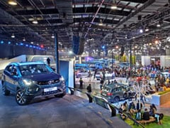 CNB Auto Expo Excellence Awards: People's Choice For Best Four Wheeler Pavilion
