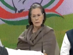 """Where Was Amit Shah?"" Sonia Gandhi Says He Must Quit Over Delhi Violence"