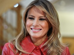 "Melania Trump Likely To Watch ""Happiness Class"" At Delhi School: Sources"