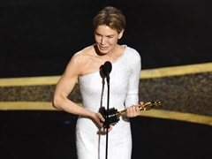 Oscars 2020: Renee Zellweger Wins Best Actress For <I>Judy</I>