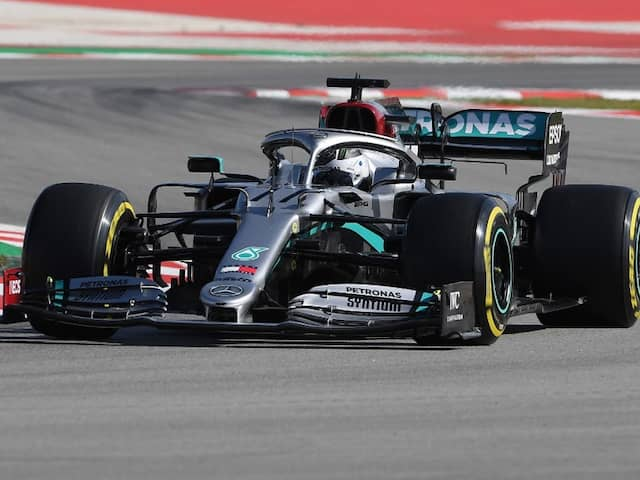 "F1 Testing: Valterri Bottas Puts Mercedes On Top But Lewis Hamilton Says Still ""Not Perfect"""