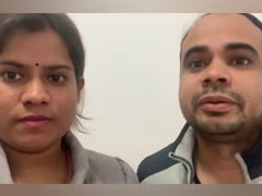 "Indian Couple's SOS From Wuhan: ""There's No One In Our Apartment Complex"""