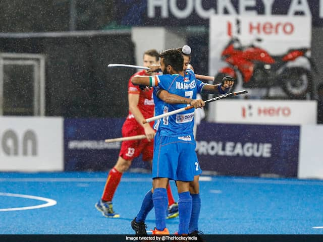 FIH Pro League: India Stun World Champions Belgium 2-1
