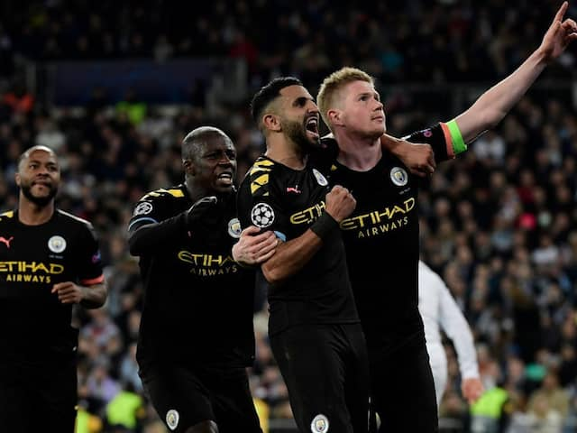 Champions League, Real Madrid vs Manchester City: Kevin De Bruyne Helps Manchester City Stun Real Madrid