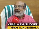 Video: Kerala Finance Minister Thomas Isaac Slams Union Budget