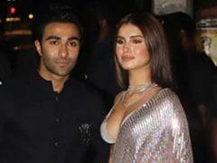 Viral: Tara Sutaria And Aadar Jain Burn Up The Dance Floor At Armaan's Reception