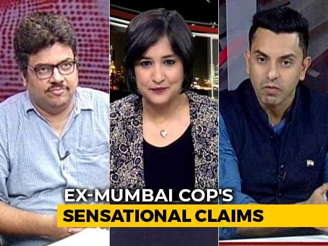 """Video : 26/11 And """"Hindu Terror"""": Ex-Mumbai Top Cop's Sensational Book"""