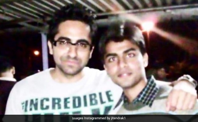 Jitendra Kumar Met Ayushmann Khurrana As A Fan And 10 Years Later He Co-Stars With Him