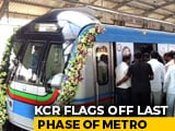 Video : Hyderabad Now Has Second Largest Metro Network In India