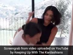 किम कार्दशियन और उनकी बहन में पहली हुई तू-तू मैं-मैं, फिर चल गए घूंसे- देखें हैरतअंगेज Video