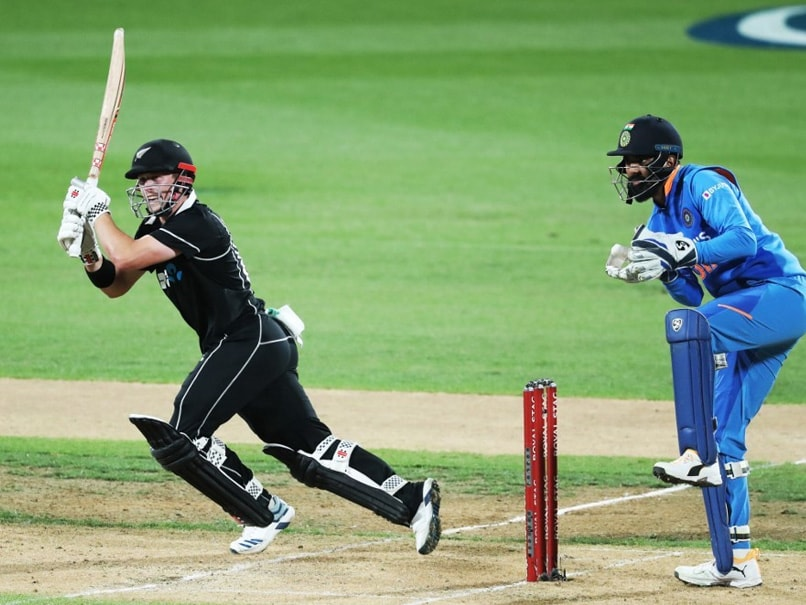 New Zealand vs India 3rd ODI Live Score: Henry Nicholls Going Strong But New Zealand Lose Captain Kane Williamson