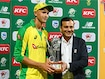 'Rockstar' India All-Rounder Is Hat-Trick Hero Agar's 'Favourite Player'