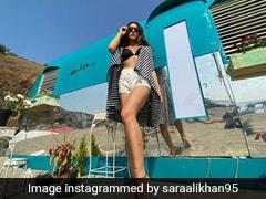 सारा अली खान ने शेयर की गोवा की तस्वीरें, नए अंदाज में नजर आईं एक्ट्रेस- देखें Photos