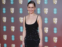 From Emilia Clarke To Florence Pugh, 2020 BAFTAs Fashion Was Pink, Black And Fabulous