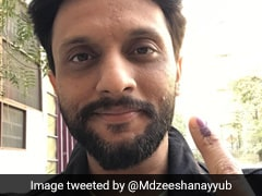 जीशान अय्यूब ने दिल्ली विधानसभा चुनाव में किया वोट, बोले- मेरी नागरिकता का असली सबूत...देखें Tweet