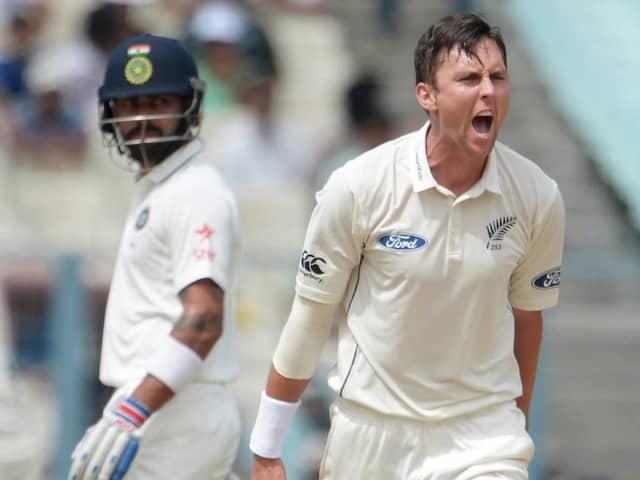 NZ vs IND: Trent Boult Fires Warning Signal To Virat Kohli Ahead Of First Test