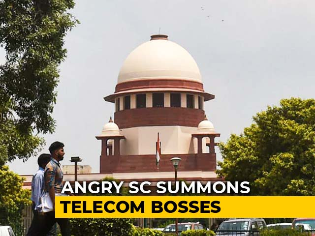 """Video : This Letter Enraged Supreme Court, Judges Talked Of """"Leaving Country"""""""