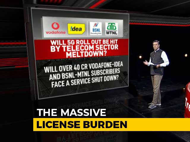 Video : Will 5G Rollout Be Hit By Telecom Sector Meltdown?