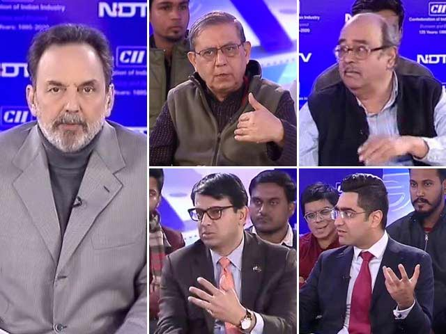 Video : Watch Special Analysis Of Budget 2020 With Prannoy Roy, Experts