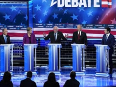 Democrat Rivals Unite Against Billionaire Michael Bloomberg At Debate