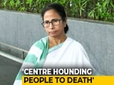 Video : Mamata Banerjee Blames Centre For Actor-Politician Tapas Pal's Death