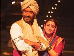 Box Office Report: Ajay Devgn's 'Tanhaji' Crosses Rs 275 Crore Mark