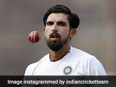 Virat Kohli Hints Ishant Sharma Fit And Ready For New Zealand Tests