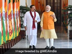 PM Modi Holds Bilateral Talks With Sri Lankan Prime Minister Mahinda Rajapaksa