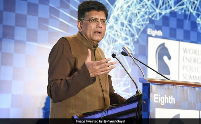 Piyush Goyal's 'Those Who Looted Nation' Reply To Rahul Gandhi On Railways