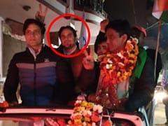 AAP विधायक पर हमला: पुलिस की हिरासत में आरोपी, बोला- MLA नहीं, अशोक मान और उसके भतीजे को आये थे मारने