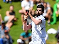 "NZ vs IND: Ishant Sharma Says He Struggled ""A Lot"" Because He Hasnt ""Slept For Two Days"""