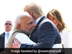 PM मोदी ने ट्वीट की स्वागत की तस्वीरें, बोले- भारत में आपका स्वागत