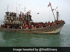 Boat Carrying Rohingyas Capsizes In Bay Of Bengal, 15 Dead