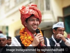 AAP MLA Raghav Chadha Appointed Vice Chairman Of Delhi Jal Board
