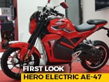 Video : Hero Electric AE-47 First Look | Auto Expo 2020