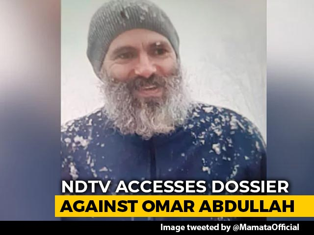 Video : Charge Against Omar Abdullah: Ability To Get Votes During Peak Militancy